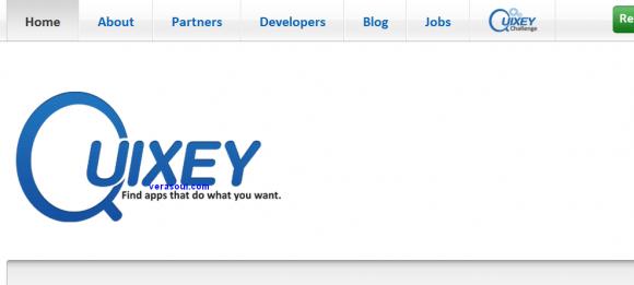 Quixey: un excelente buscador de aplicaciones de todo tipo