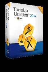 TuneUp Utilities 2014 - box