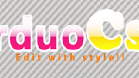 ArduoCSS 1.0: software gratuito para la edición de hojas de estilo con previsualizaciones