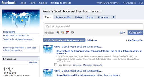 image E-mails Marketers: marketing en la red social Facebook