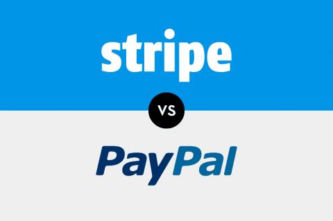 PayPal vs Stripe: el pago al agua