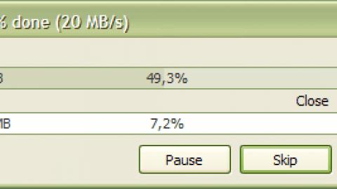 Descargar Teracopy 2.12: acelera las transferencias de archivos